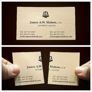 unique-divorce-lawyer-business-card